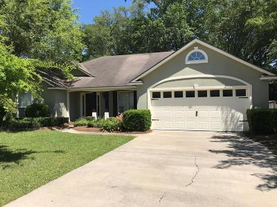 Valdosta Single Family Home For Sale: 2539 Muscogee Dr