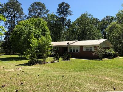 Hahira Single Family Home For Sale: 5779 Union Road