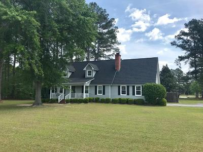 Berrien County, Brooks County, Cook County, Lanier County, Lowndes County Single Family Home For Sale: 1011 Amelia St.