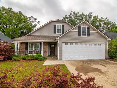 Valdosta GA Single Family Home For Sale: $155,000