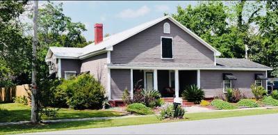 Hahira Single Family Home For Sale: 203 E Lawson Street