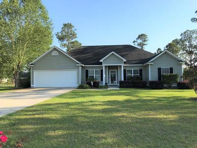 Berrien County, Brooks County, Cook County, Lanier County, Lowndes County Single Family Home For Sale: 4550 Torree Pines Lane