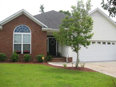 Valdosta Single Family Home For Sale: 3718 Old Vine Way