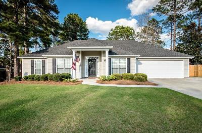 Valdosta Single Family Home For Sale: 4221 Broughton Street