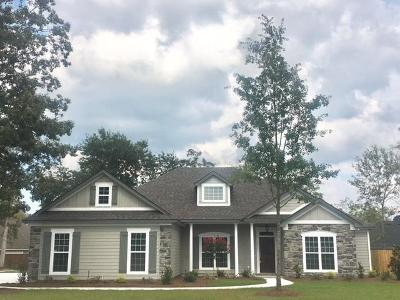 Valdosta Single Family Home For Sale: 3515 Knights Mill Drive