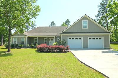 Valdosta Single Family Home For Sale: 4331 Lenora Drive