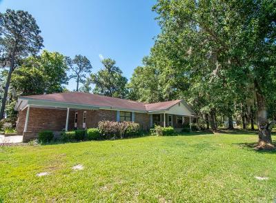 Lakeland Single Family Home For Sale: 8 Bobby Jack Henley Drive