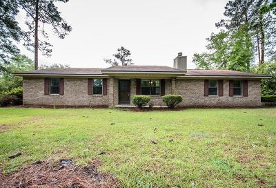 Valdosta Single Family Home For Sale: 6433 Rowland Rd