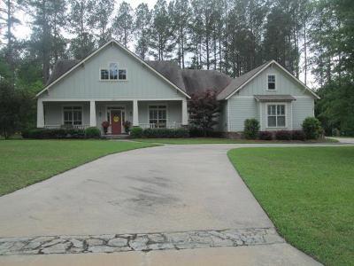 Valdosta Single Family Home For Sale: 4957 Summit Ridge Rd