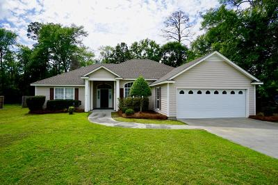 Valdosta Single Family Home For Sale: 2936 Findley Chase Dr.