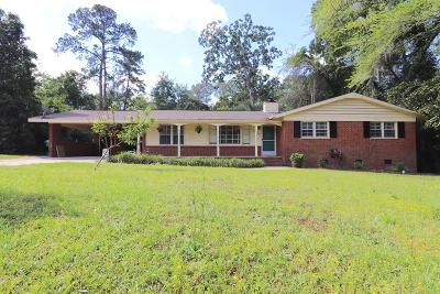 Valdosta Single Family Home For Sale: 1307 Thomwal Street