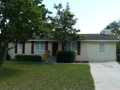 Valdosta Single Family Home For Sale: 1446 Howell Rd