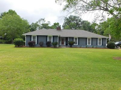 Valdosta Single Family Home For Sale: 4107 Mineola Drive