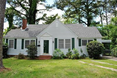 Valdosta Single Family Home For Sale: 1708 Iola Drive