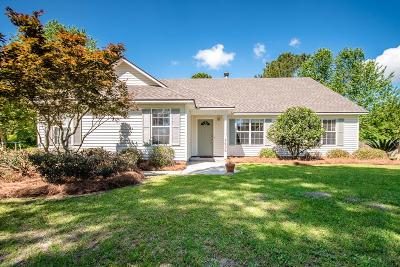 Lowndes County Single Family Home For Sale: 4606 Julington Place