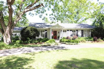 Berrien County, Brooks County, Cook County, Lanier County, Lowndes County Single Family Home For Sale: 3101 Country Club Drive