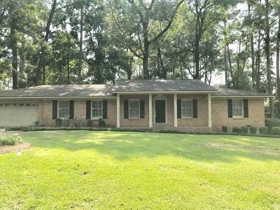 Single Family Home For Sale: 2408 Jerry Jones Drive