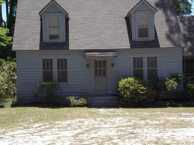 Berrien County, Brooks County, Cook County, Lanier County, Lowndes County Single Family Home For Sale: 1776 Old Clyattville Rd