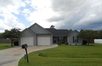 Lakeland Single Family Home For Sale: 30 Waterlily Way