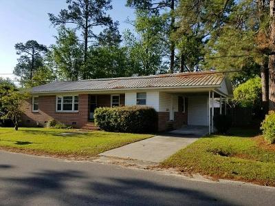 Nashville Single Family Home For Sale: 301 Sherrod Ave.