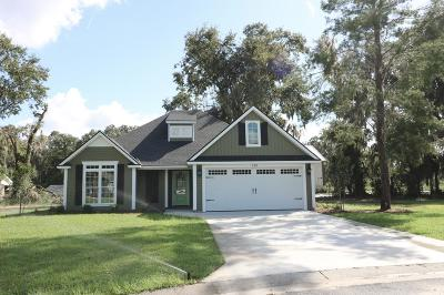 Lake Park Single Family Home For Sale: 739 Sandy Bottom Drive