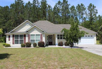Lakeland Single Family Home For Sale: 39 Live Oak Trail
