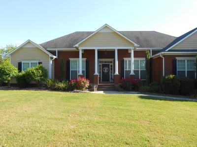 Stone Creek Single Family Home For Sale: 5211 Old Magnolia Circle