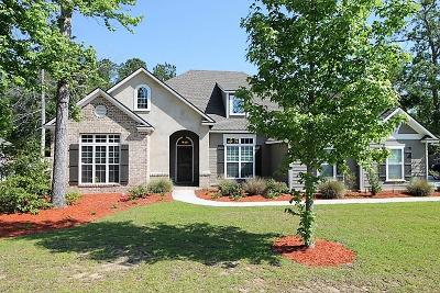 Single Family Home For Sale: 3466 Knights Mill Dr.