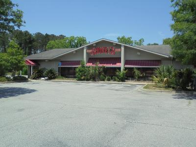 Lowndes County Commercial Lease For Lease: 1830 W Hill Ave