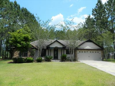 Lakeland Single Family Home For Sale: 66 Live Oak Trail