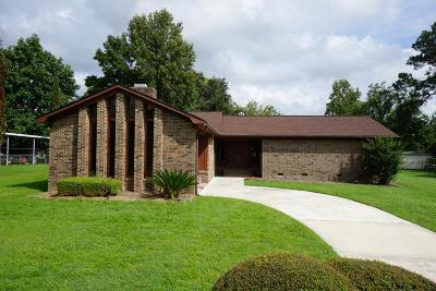 Lowndes County Single Family Home For Sale: 3017 Todd Dr.