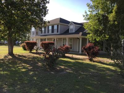 Berrien County, Brooks County, Cook County, Lanier County, Lowndes County Single Family Home For Sale: 6519 Beatty Mill Creek