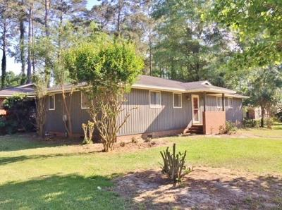Single Family Home For Sale: 1 Oconee Place