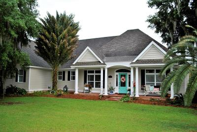 Berrien County, Brooks County, Cook County, Lanier County, Lowndes County Single Family Home For Sale: 600 Lake Avenue