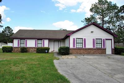 Single Family Home For Sale: 2909 Tyndall Drive