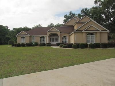 Berrien County, Brooks County, Cook County, Lanier County, Lowndes County Single Family Home For Sale: 5672 Cypress Lake Trail