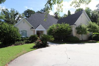 Berrien County, Brooks County, Cook County, Lanier County, Lowndes County Single Family Home For Sale: 5 St. Andrews Circle
