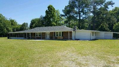 Berrien County, Brooks County, Cook County, Lanier County, Lowndes County Single Family Home For Sale: 5188 Old Valdosta Road