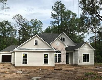 Berrien County, Brooks County, Cook County, Lanier County, Lowndes County Single Family Home For Sale: 4722 Layla