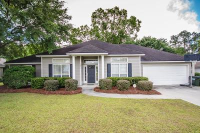 Lowndes County Single Family Home For Sale: 2861 Sapelo Drive