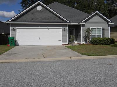 Valdosta Single Family Home For Sale: 3826 Old Vine Way
