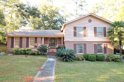 Berrien County, Brooks County, Cook County, Lanier County, Lowndes County Single Family Home For Sale: 2208 Briarcliff Drive