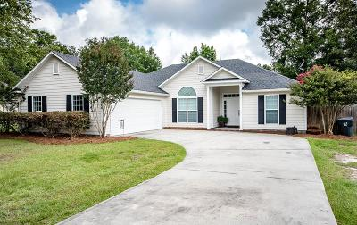 Valdosta GA Single Family Home For Sale: $145,900