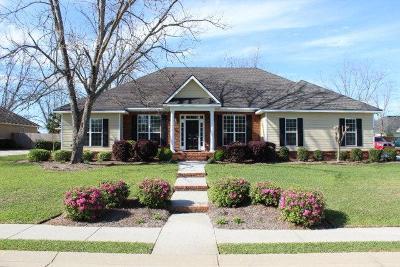 Hahira Single Family Home For Sale: 4490 Kiowa Lane