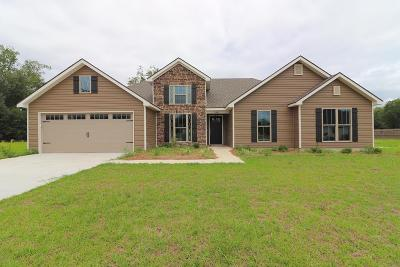 Valdosta GA Single Family Home For Sale: $179,900