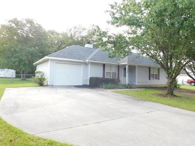 Valdosta GA Single Family Home For Sale: $95,900