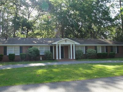 Valdosta GA Single Family Home For Sale: $168,900