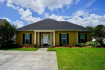 Valdosta GA Single Family Home For Sale: $117,500