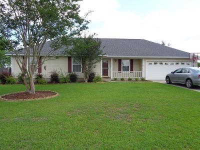 Valdosta GA Single Family Home For Sale: $135,000