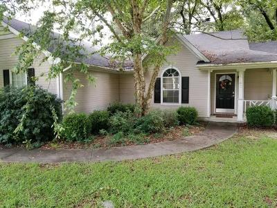 Valdosta GA Single Family Home For Sale: $125,000